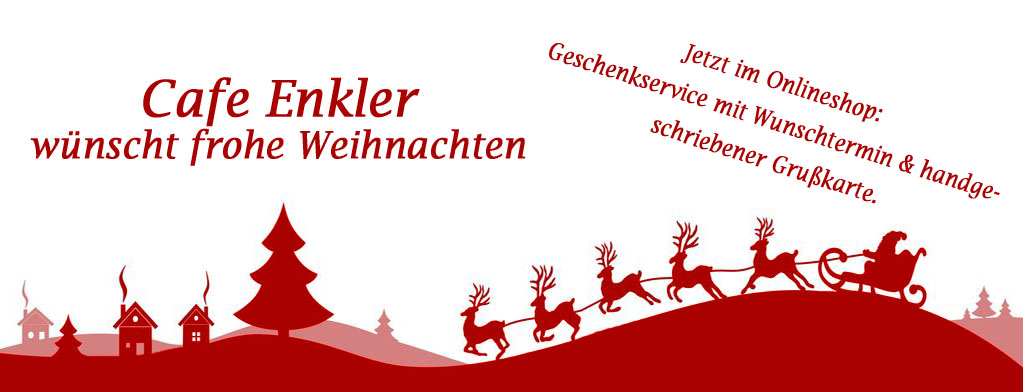 Weihnachtsversand von Enkler