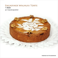 Engadiner Walnuss Torte